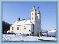 Church in Horní Bečva