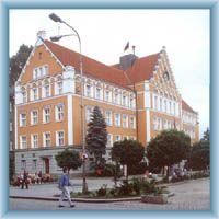 The town hall in Cesky Tesin