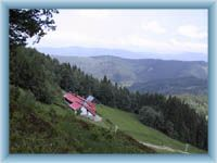 Čertův Mlýn from Soláň