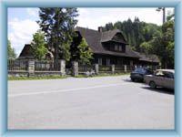 Velke Karlovice - the wooden church