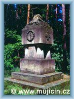 Jičín - War monument