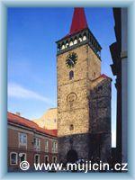 Jičín - Valdická gate