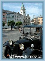 Turnov - Town-square