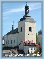 Turnov - Church