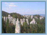 Hruboskalsko - Kapellefelsen