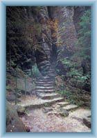 Prachovske Rocks - Fortna