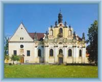 Mnichovo Hradiště - chapel of St. Anne