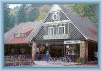 Prachovske Rocks - Touristic chalet