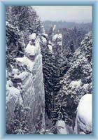 Prachovske Rocks