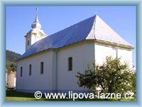 Lipová - Church