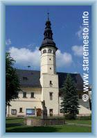 Stare Mesto pod Sneznikem - town hall
