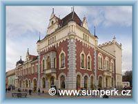 Šumperk - Theatre