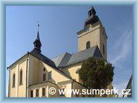 Šumperk - Church