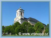 Vrbno pod Pradědem - Church