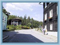 """Music hall"" in Karlova Studánka"