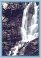 Waterfall Vysoký