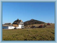 Jizerka and mountain Bukovec