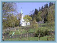 Church in Bedřichov