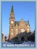 Frýdlant - Townhall