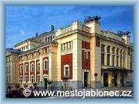 Jablonec n. N. - Theatre