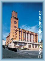 Jablonec n. N. - Townhall