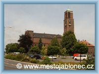 Jablonec n. N. - Church