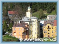 Janov nad Nisou - Town-hall