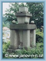 Janov nad Nisou - Monument