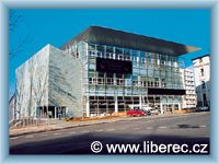 Liberec - Library