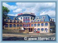 Liberec - Centre Babylon