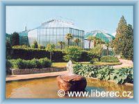 Liberec - Botanic gardens