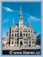 Liberec - Townhall