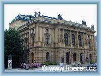 Liberec - Theatre of F.X.Šalda
