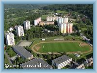 Tanvald - Municipal Stadium