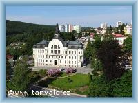 Tanvald - Town hall