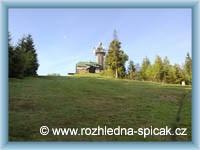 View-tower Tanvaldský Špičák
