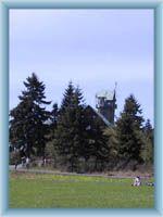 View-tower Královka