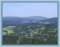 Kořenov in summer