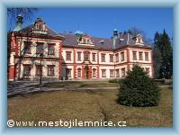 Jilemnice - castle