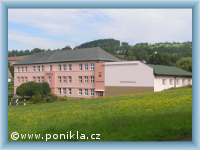 School in Poniklá