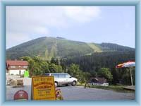 Čertova hora from Harrachov