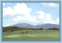 Černá and Světlá mountains