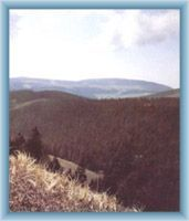 Valley Modrý důl