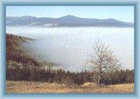 Sight from Rýchorský ridge
