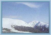Mountains Studniční and Sněžka