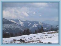 Přední Planina from Medvědín