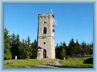 Mountain Přední Žalý - view-tower