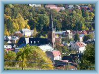 Church in Vrchlabí