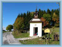 Small chapel of St. Anna near Vrchlabí