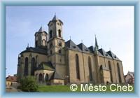 Cheb - Church of st.Nicholas